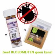 Bloedmijten preventiepakket | Voorkom bloedluizen