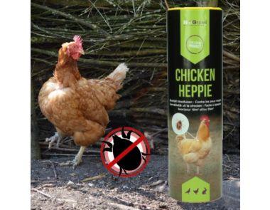 ChickenHeppie | Roofmijten tegen bloedluis